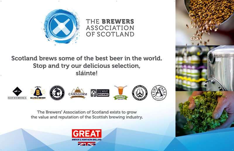 Scotland's Brewers Go Global