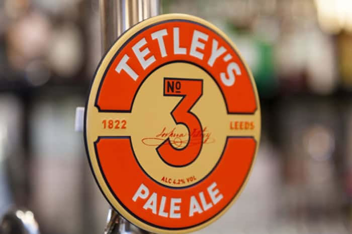 Tetleys No3 Pale ale