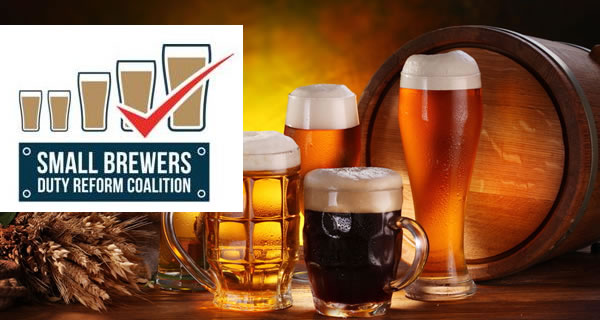 Small Brewers Duty Reform Coalition