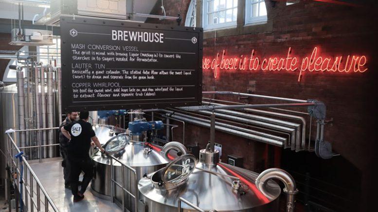 Ossett Salt Brewhouse