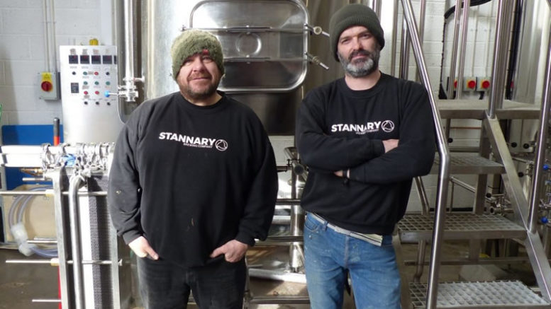 Stannary Brewing Company