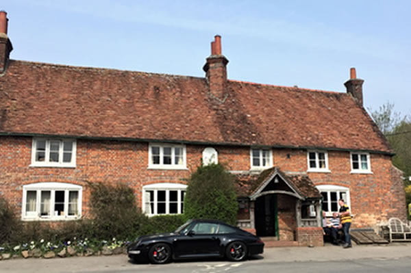 Bell Inn in Aldworth