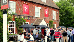 White Lion Selling