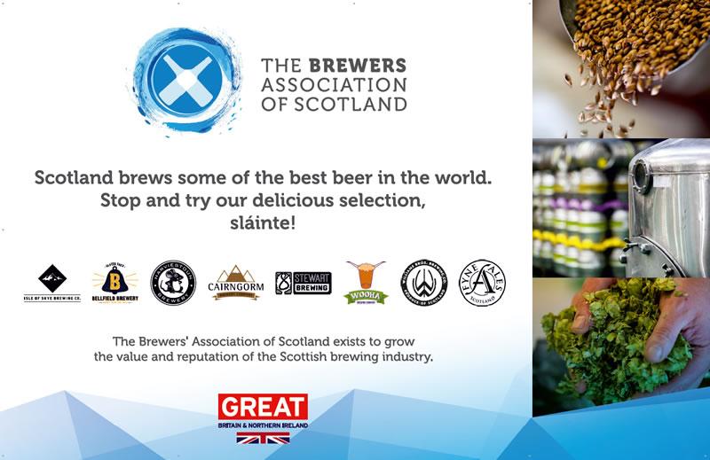 Scotland's Brewers Go Global