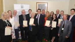 Charity Pub of the year 2018 winners